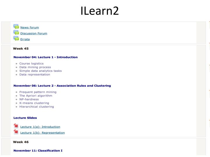 ILearn2