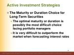 active investment strategies4