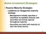 active investment strategies5