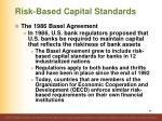 risk based capital standards3