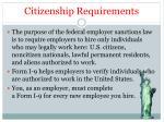 citizenship requirements