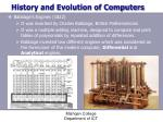 history and evolution of computers8