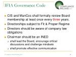 ifia governance code5