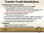 transfer credit substitutions2