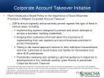 corporate account takeover initiative1