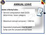 annual leave1