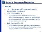 history of governmental accounting2