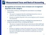 measurement focus and basis of accounting4
