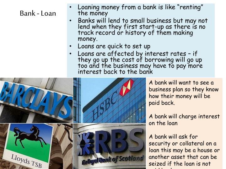 Bank - Loan