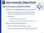 enron s accounting sleight of hand