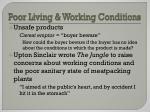 poor living working conditions1