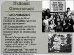 reforming the national government2