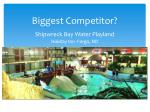 biggest competitor