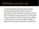the power contract link