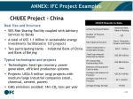 chuee project china