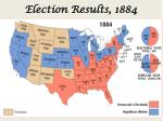 election results 1884