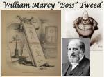 william marcy boss tweed