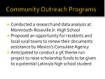 community outreach programs1