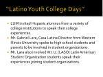 latino youth college days1