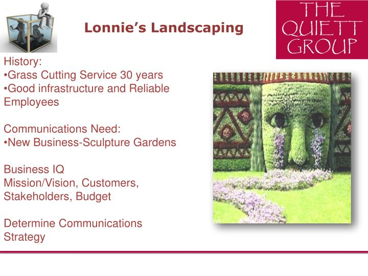 Lonnie's Landscaping