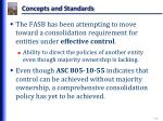concepts and standards4