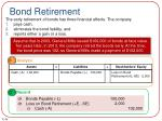 bond retirement1
