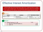 effective interest amortization3
