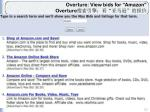 overture view bids for amazon overture