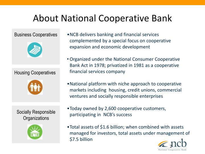 the cooperatives and the national development United nations secretary general's report on cooperatives in social development 2015 the un secretary-general's report on cooperatives in social development (a/70/61) of 2015 was prepared by the division for social policy and development (dspd) in the un department for economic and social affairs (undesa.