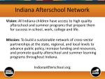 indiana afterschool network