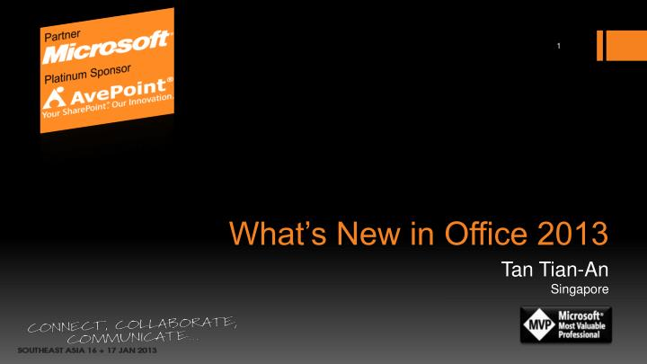 what s new in office 2013 n.