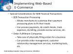 implementing web based e commerce11