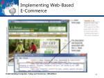 implementing web based e commerce18