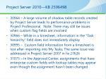 project server 2010 kb 25964981