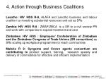 4 action through business coalitions1