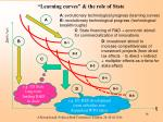 learning curves the role of state