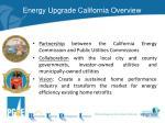 energy upgrade california overview