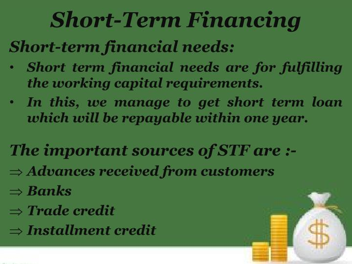 short term financial stress essay Stars online free form essay questions example of a well-written essay example #1 1) what are your short term academic goals my short term academic goals are to.