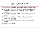 quiz question 10