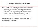 quiz question 8 answer