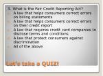 let s take a quiz