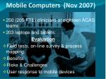 mobile computers nov 2007
