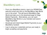 blackberry cont