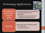 technology applications2