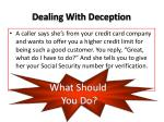dealing with deception2