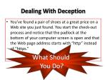 dealing with deception3