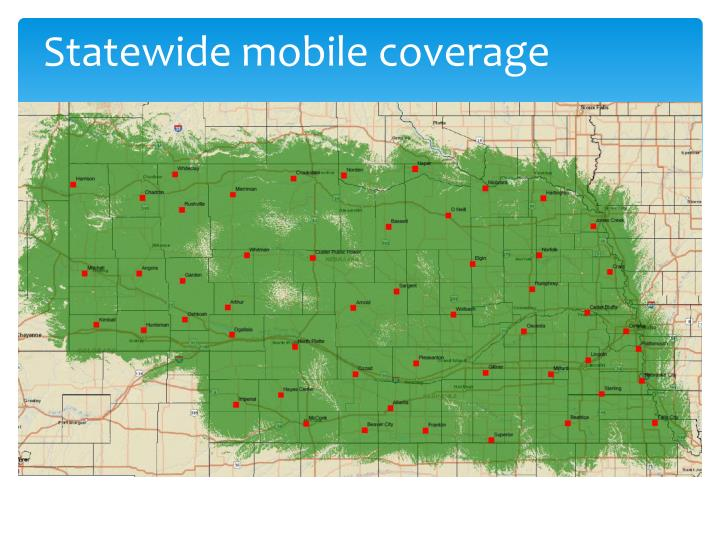Statewide mobile