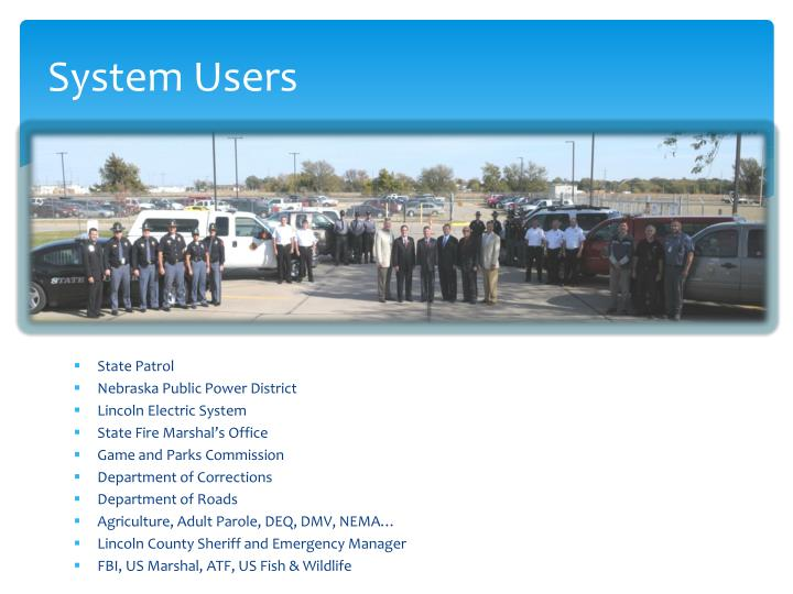 System Users
