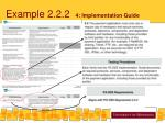 example 2 2 2 4 implementation guide