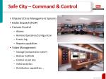 safe city command control